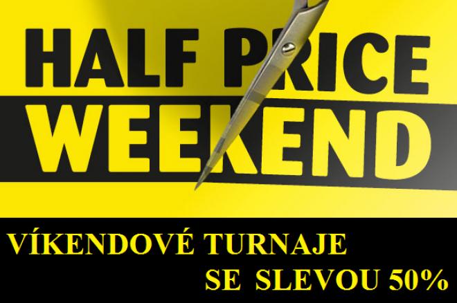 PKR: Tento víkend za polovic! 0001