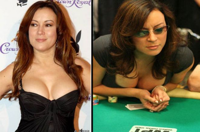 Jennifer Tilly u Nameri Da Ostavi Poker?! 0001