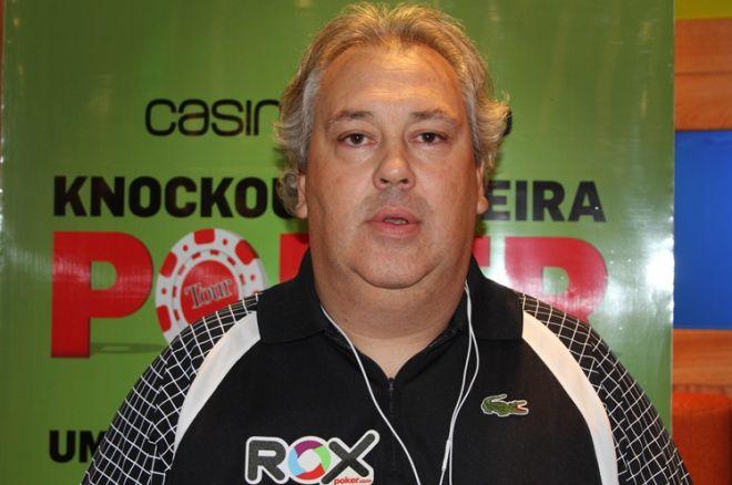 Victão é o chipleader do Dia #1 do Knockout Figueira Poker Tour 0001