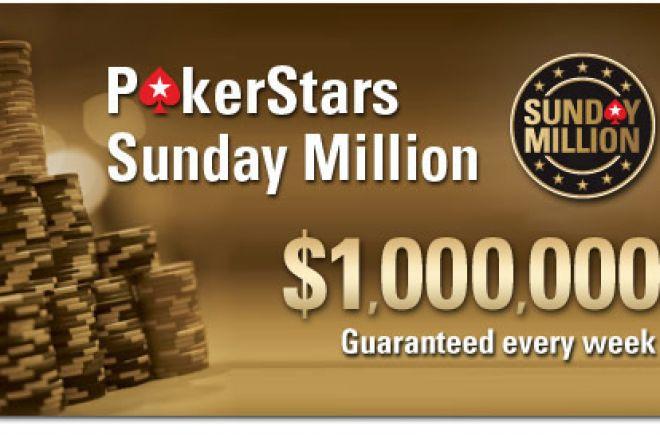 Lietuvis Sunday Million didžiausias laimėtojas - $178,560 0001