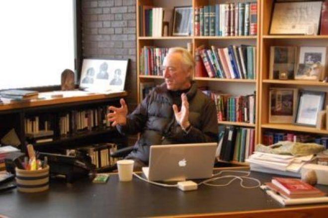 Професор Чарлз Несън от Харвард подкрепя покер играта