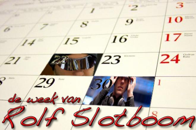 [De week van] Rolf Slotboom
