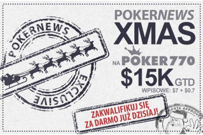 PokerNews $15k Xmas