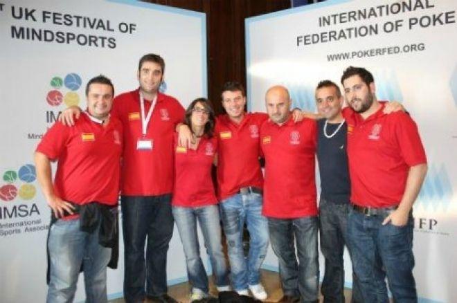 La Roja en la Nations Cup