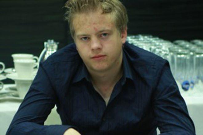 Tobias Garp EPT Loutraki