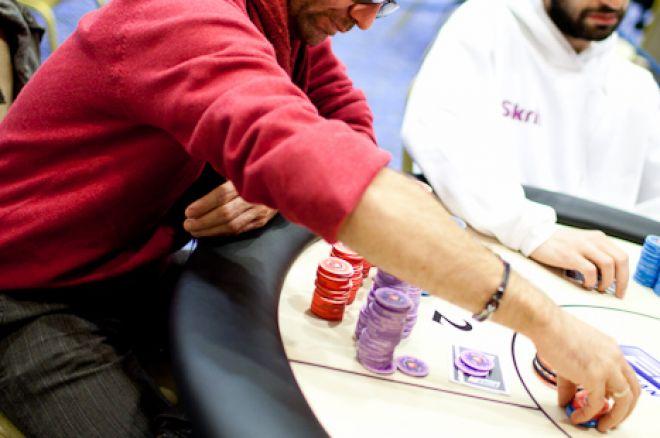 PokerStars EPT Loutraki dag 3: Lodden ute, gresk ledelse 0001