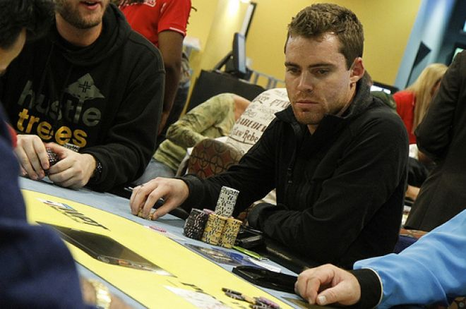 2011 World Poker Tour Jacksonville Day 1a Jarvis Bags