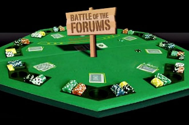 La Batalla de los Foros, en bwin