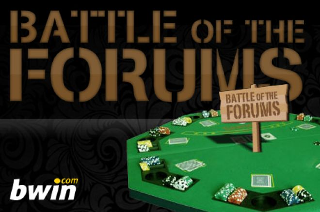Bwin Battle of the Forums 2011