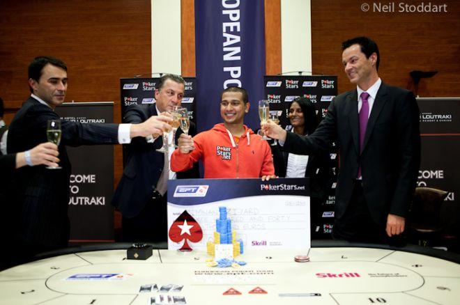 Zimnan Ziyard vence PokerStars EPT Loutraki - €347.000 0001