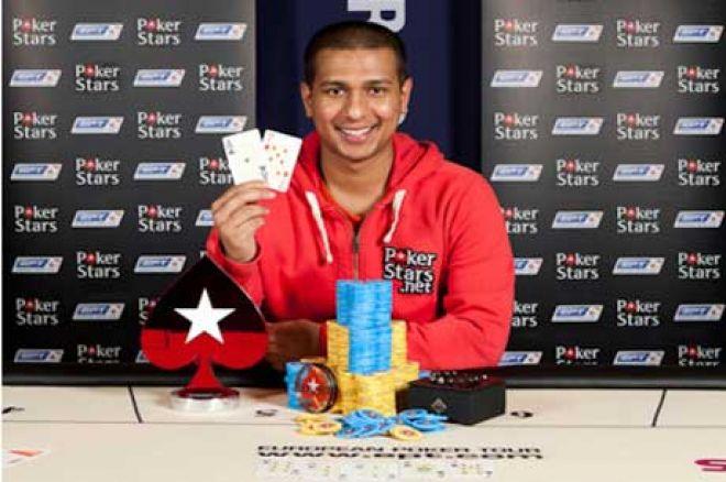 2011 European Poker Tour Loutraki Dan 5: Zimnan Ziyard Šampion €347,000 0001