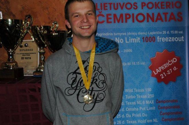 Dienos naujienos: VyruAlus ir greezhool tarp stipriausių Lietuvos čempionate ir kitos 0001
