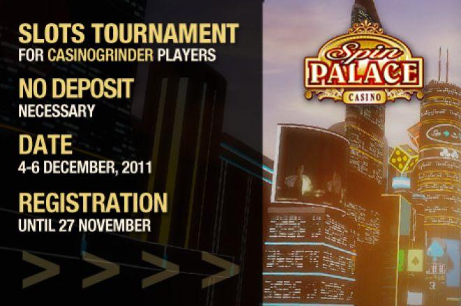 Spin Palace Casino Slot Tournament