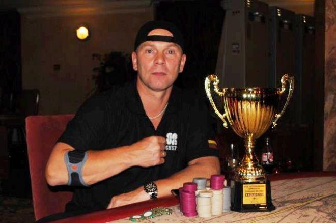 Dienos naujienos: Lietuvos 6-max čempionas, naujas PokerStars Online komandos narys ir kitos 0001