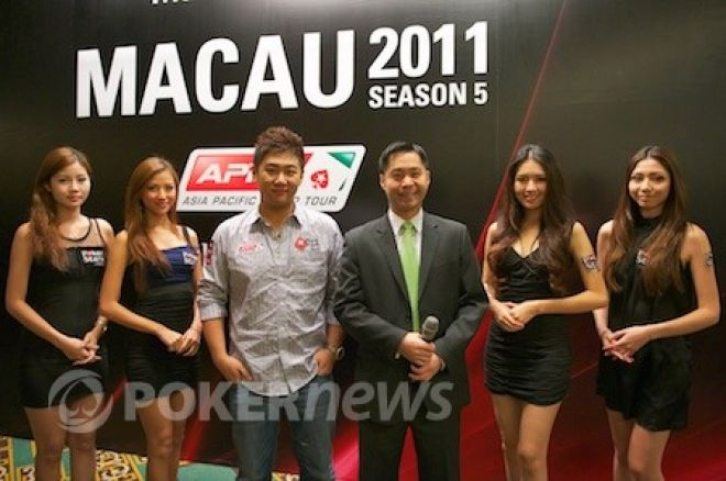 PokerStars APPT Macau 2011