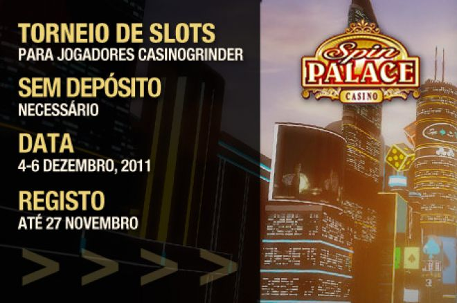 Spin Palace Casino Slot Tournament