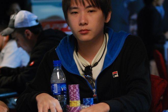 Nathaniel Seet一路领先在2011 APPT Macau Day-2 0001