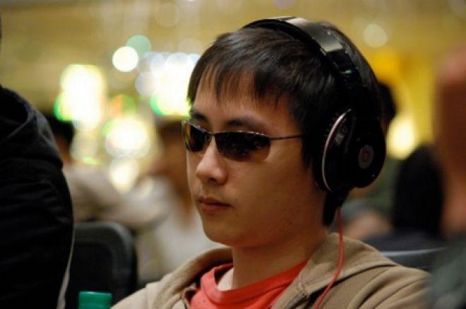 PokerStars APPT Macau dag 2: Ivey ute, Nathaniel Seet leder 0001
