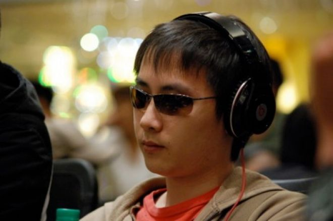 Main Event PokerStars.net APPT Makau 2011 Day 2: Айві аут, Сіт лідирує 0001
