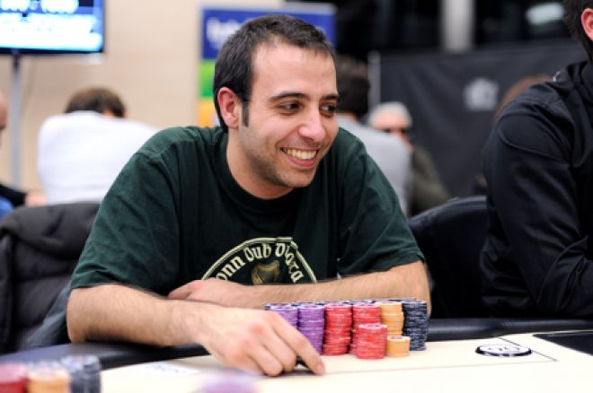 PokerStars.it IPT Campione День 1b - Давид Cкафатти лидирует... 0001