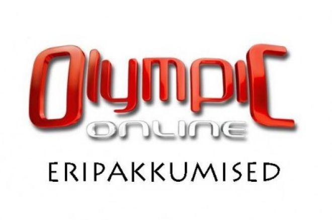 Osale Olympic-Online detsembri $9000 väljakutsel 0001