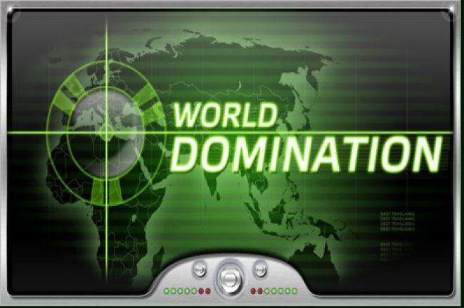 PartyPoker nedēļas ziņas: World Domination, baloži, Aussie millions 0001