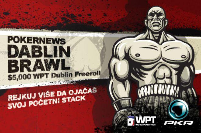 Učestvuj na PokerNews $5k WPT Dablin Brawl Freerollu 0001