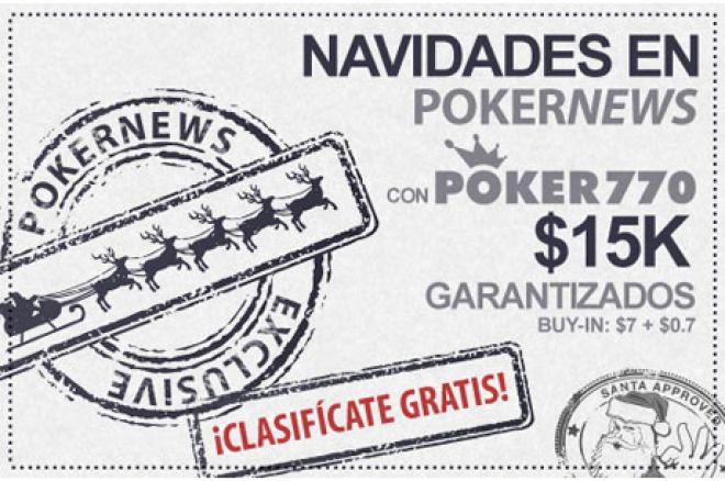 Torneo Navideño Poker770