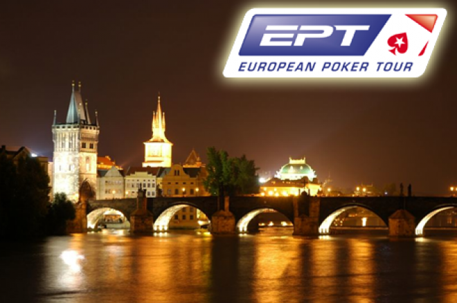PokerStars.com EPT Praag: Morgen beginnen we!