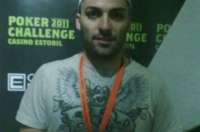 Marco Santos Lidera no Estoril 0001