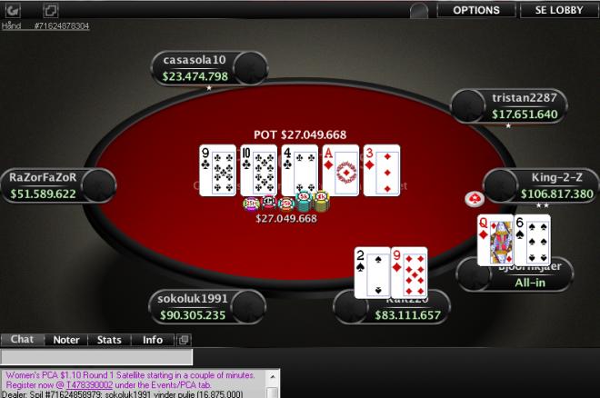 Dansker Ramte Finalebordet Ved PokerStars' Rekord-Turnering 0001