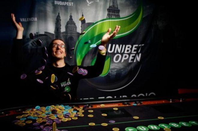 Фінальний стіл Unibet Open Рига - Live! 0001