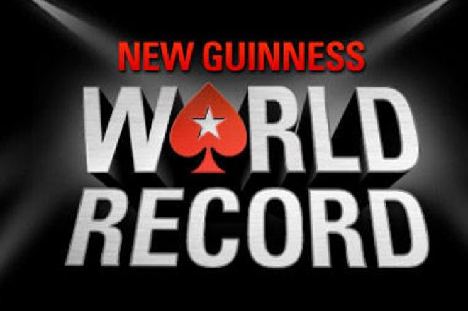World record pokerstars