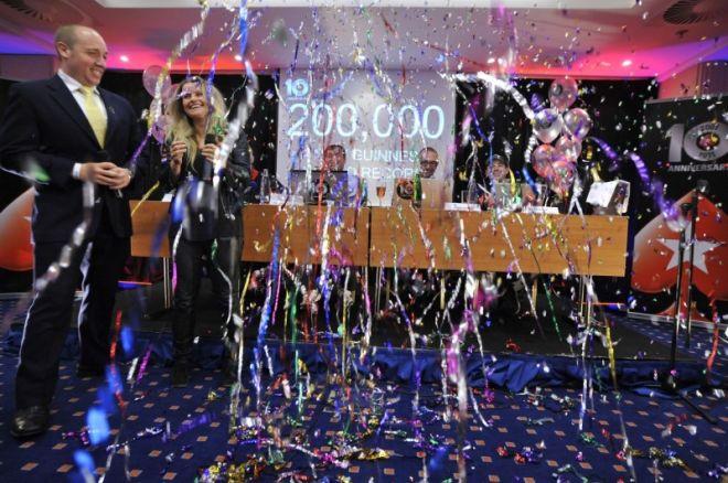 PokerStars slår värdsrekord