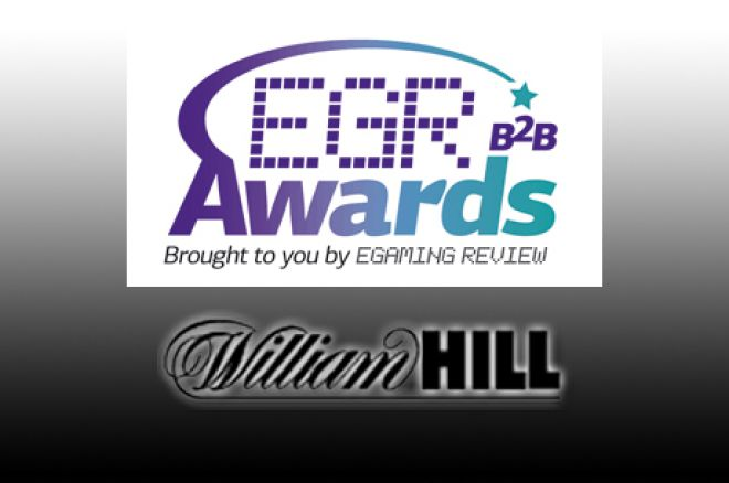 William Hill EGR-award vinnare 2011