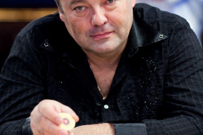 WPT Praha, Den 3: Jánu Bendíkovi jen o chlup unikl finálový stůl 0001