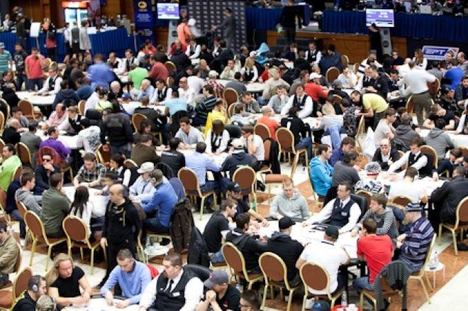 2011 PokerStars.com EPT Prague Day 1a: лідирує росіянин Ведзіжев... 0001