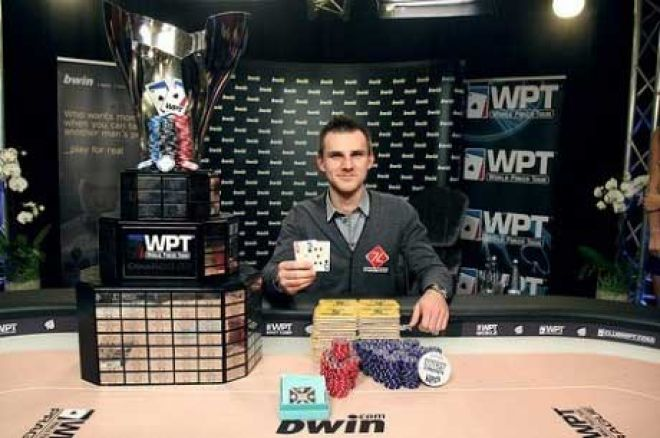 Andrey Pateychuk Osvojio 2011 World Poker Tour Prag Main Event 0001