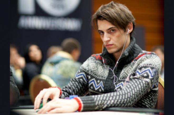 2011 PokerStars.com EPT Prague: Андрей Саенко лидирует по итогам... 0001