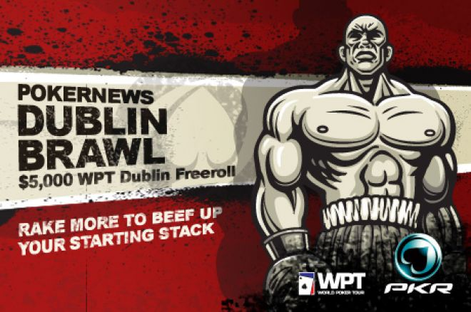 Beef Up Your Stack in the $5,000 PKR WPT Dublin Brawl Promotion 0001