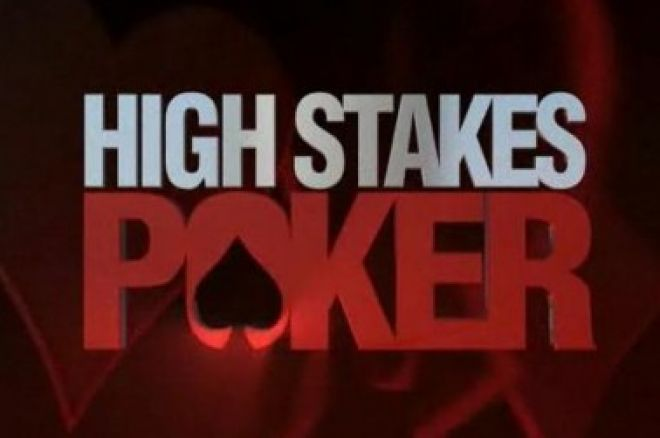 La chaîne GSN supprime l'émission High Stakes Poker (Vidéo Poker)