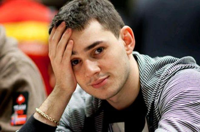 Pokerstars EPT Prague (LIVE) : le Russe Tevosov en tête