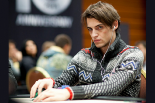 2011 PokerStars.com EPT Prague: Андрій Саєнко лідирує за... 0001