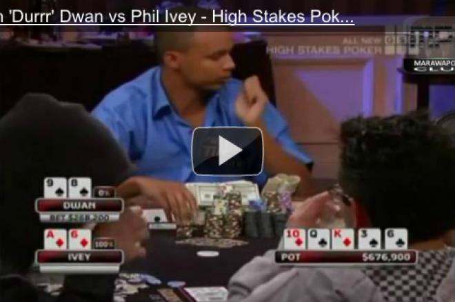 Pořad High Stakes Poker byl vyřazen z vysílání 0001