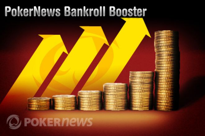 PokerNews Bankroll booster