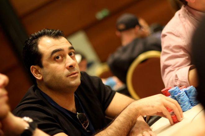 PokerStars.com EPT Praag: Patrick Renkers de finaletafel bubble, David Boyaciyan haalt het wel