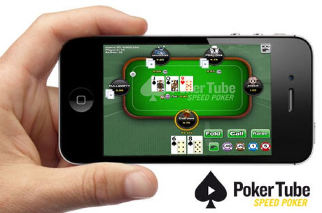 PokerTube Prezentuje Speed Poker 0001