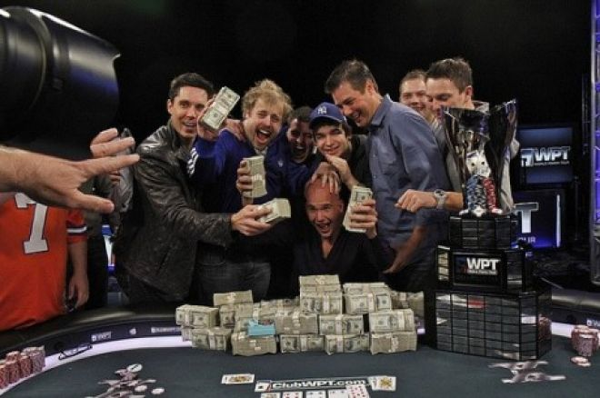 2011 WPT Five Diamond World Poker Classic: Dva tituly v řadě Esfandiari nezískal 0001