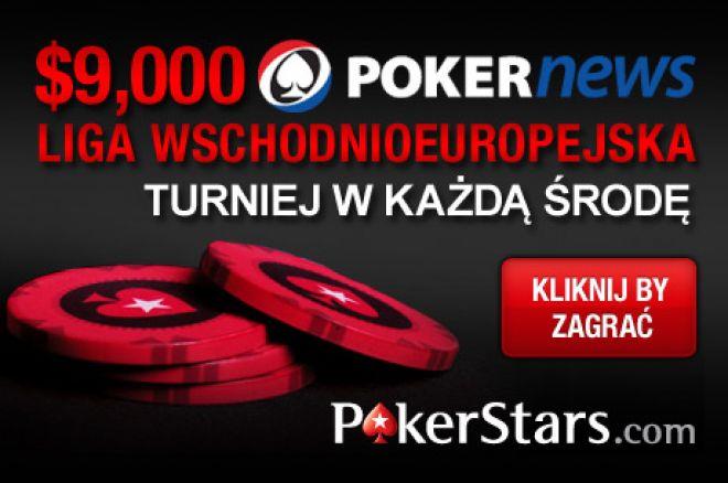 Ostatnia szansa na awans do finału wschodnioeuropejskiej ligi PokerStars z pulą $9,000 0001