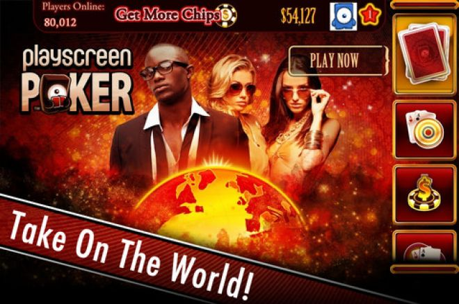 PlayScreen Mobile Poker